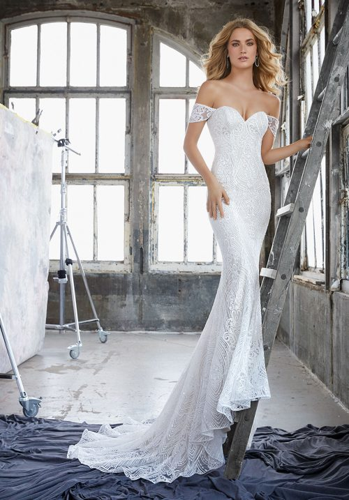Mori lee 8222 Karissa wedding dress