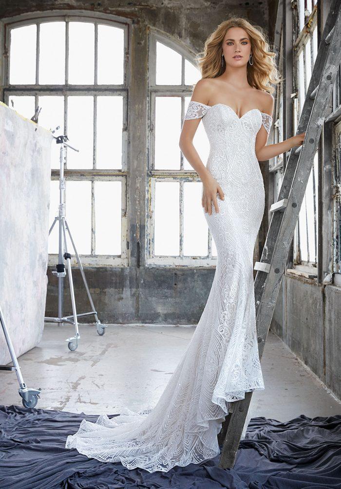 Mori lee 8222 Karissa wedding dress