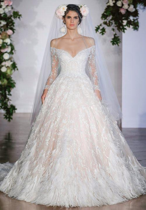 Mori lee 8226 Kristabelle wedding dress