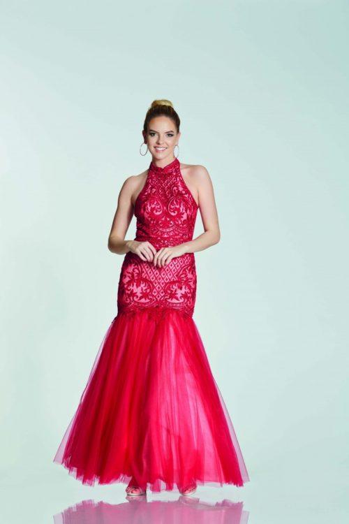 Esmerelda Prom Gown