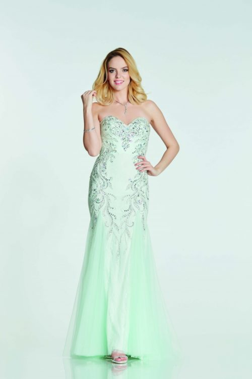 Fantasia Prom Gown