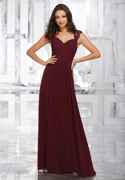 Morilee Bridesmaid Dress style number 21534