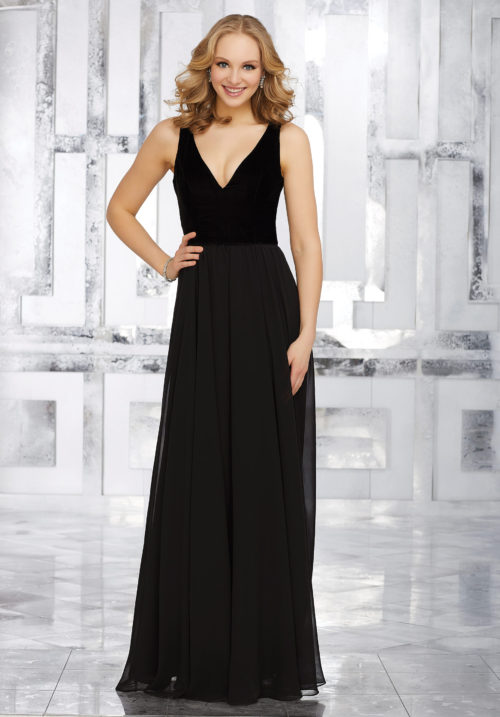 Morilee Bridesmaid Dress style number 21535