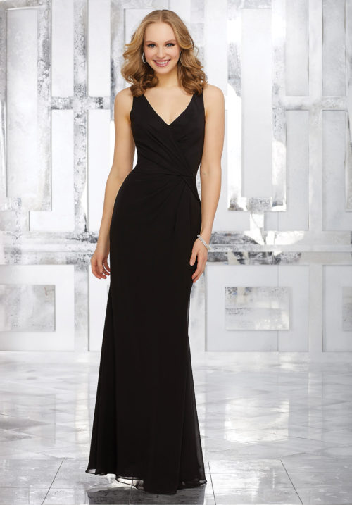 Morilee Bridesmaid Dress style number 21538