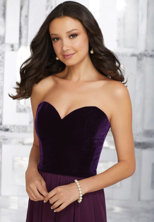 Morilee Bridesmaid Dress style number 21540