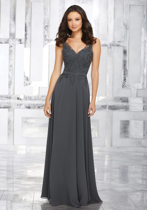 Morilee Bridesmaid Dress style number 21544