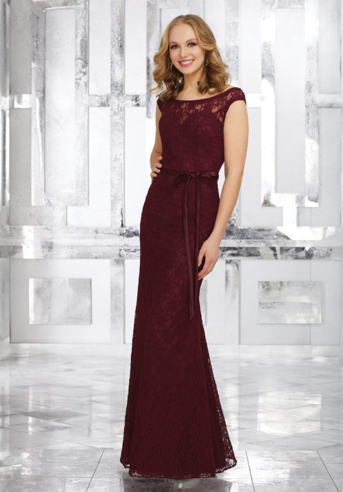 Morilee Bridesmaid Dress style number 21545