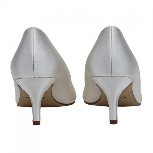 Rainbow Club Elizabeth Sweetheart Throat Court Shoes