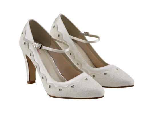 Rainbow Club Trixie Wedding Shoes