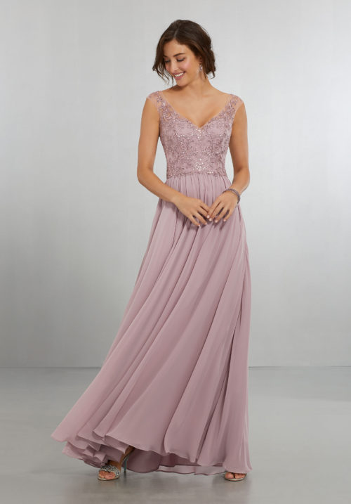 Morilee Bridesmaid Dress style number 21558