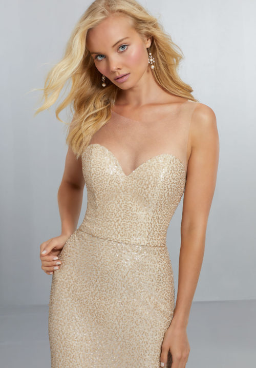 Morilee Bridesmaid Dress style number 21560