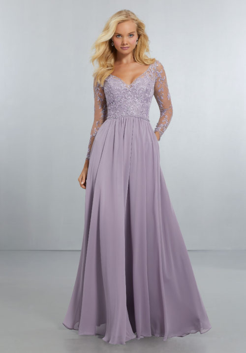Morilee Bridesmaid Dress style number 21561