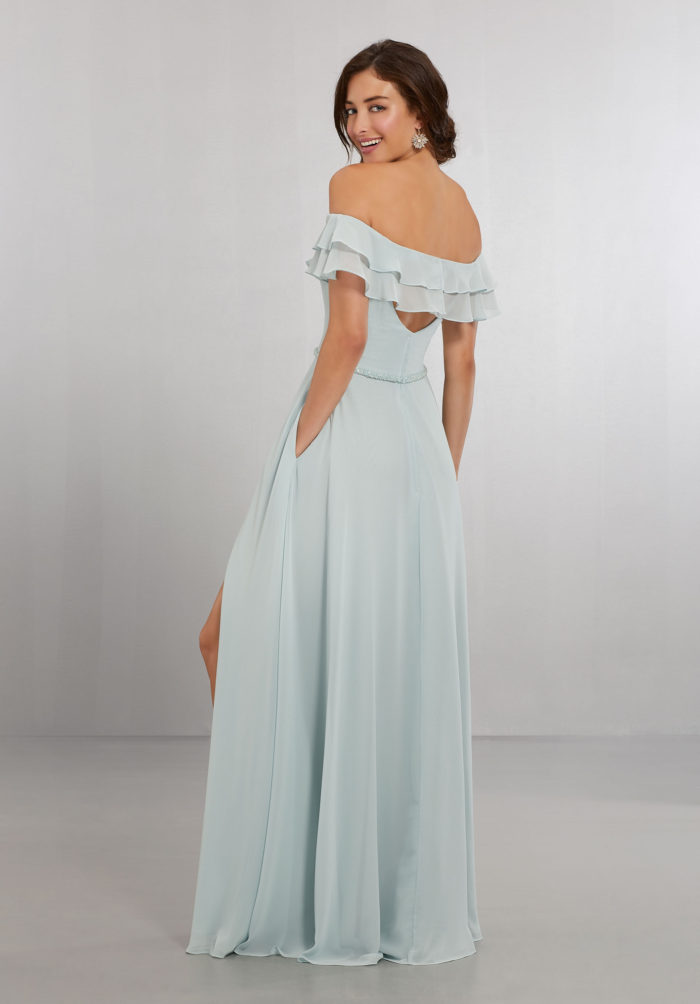 Morilee Bridesmaid Dress style number 21562
