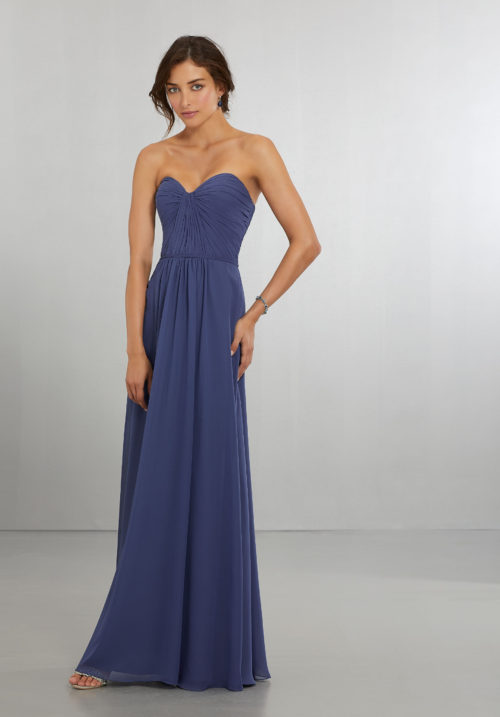 Morilee Bridesmaid Dress style number 21565