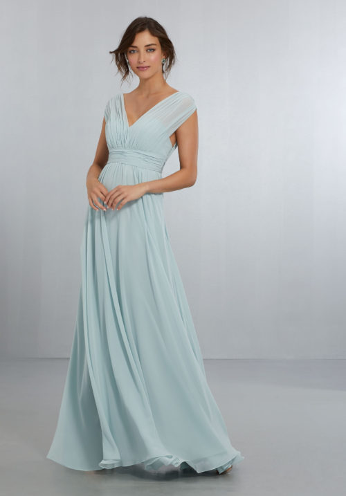 Morilee Bridesmaid Dress style number 21567