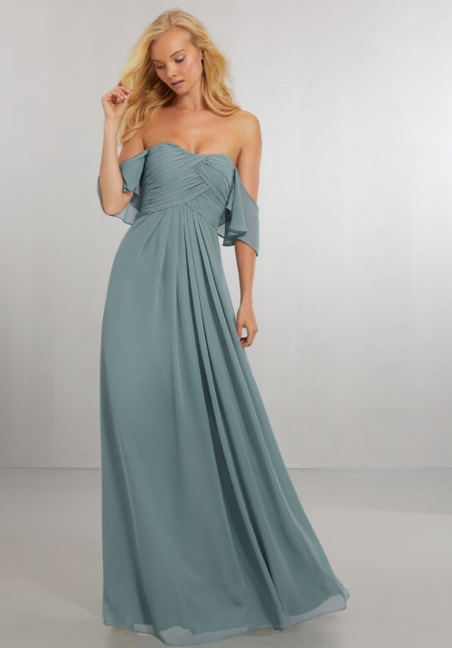 Morilee Bridesmaid Dress style number 21571