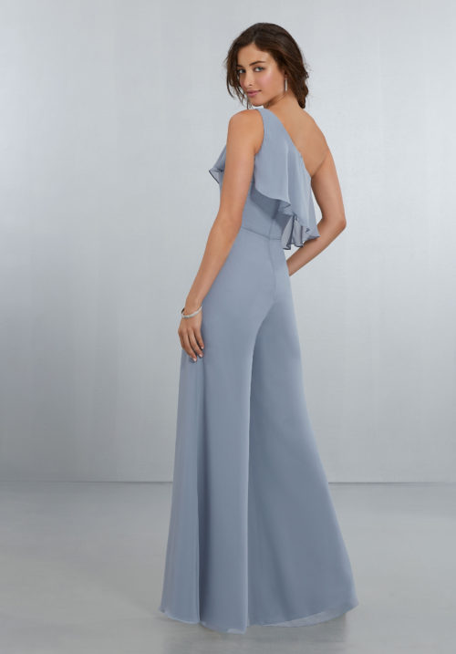 Morilee Bridesmaid Jumpsuit style number 21574