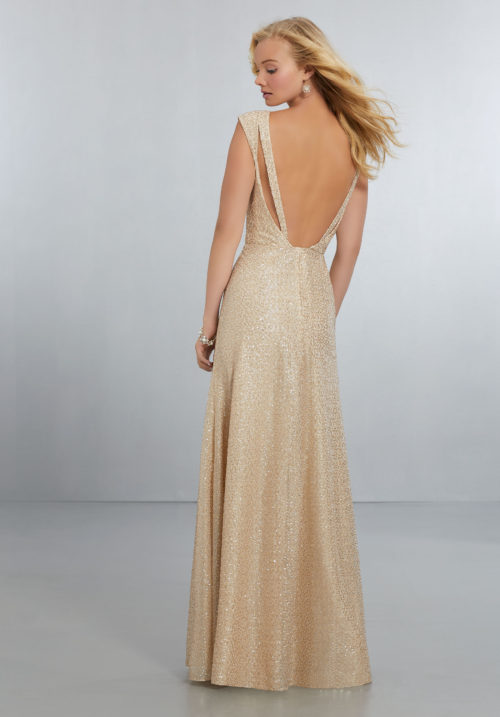 Morilee Bridesmaid Dress style number 21575