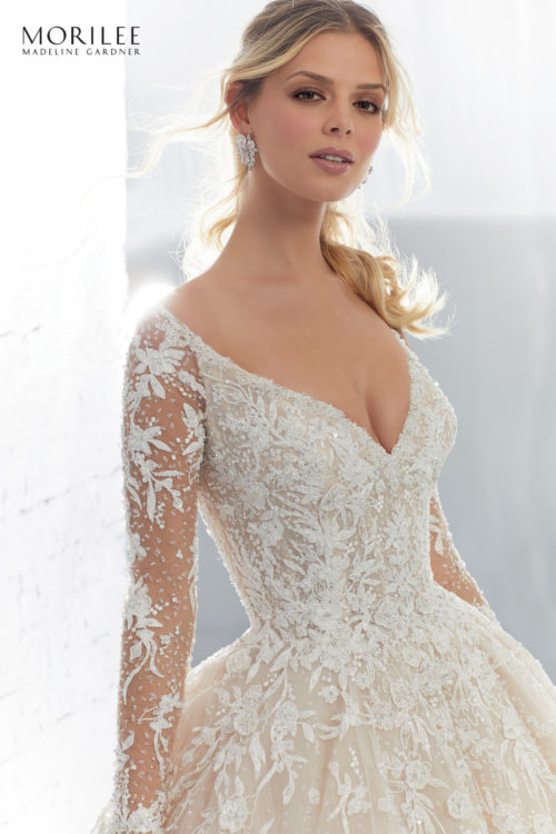 Morilee Wedding Dress Kristalina style number 82261