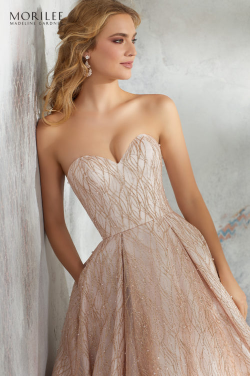 Morilee Lucrezia Wedding Dress style number 8295