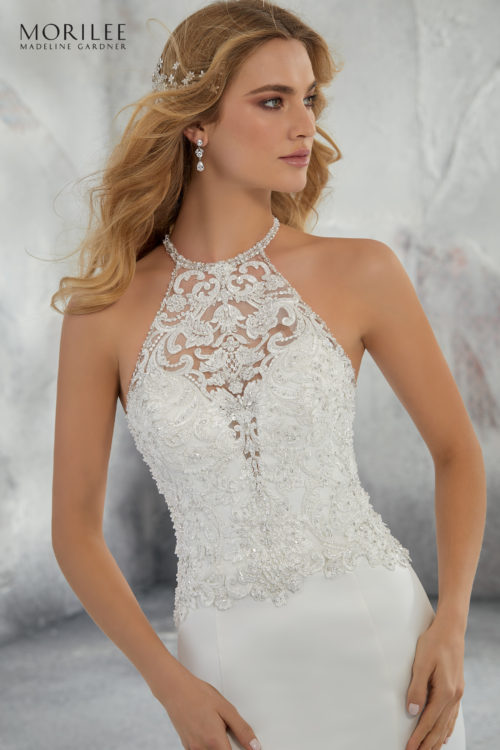 Morilee Lidia Wedding Dress style number 8287