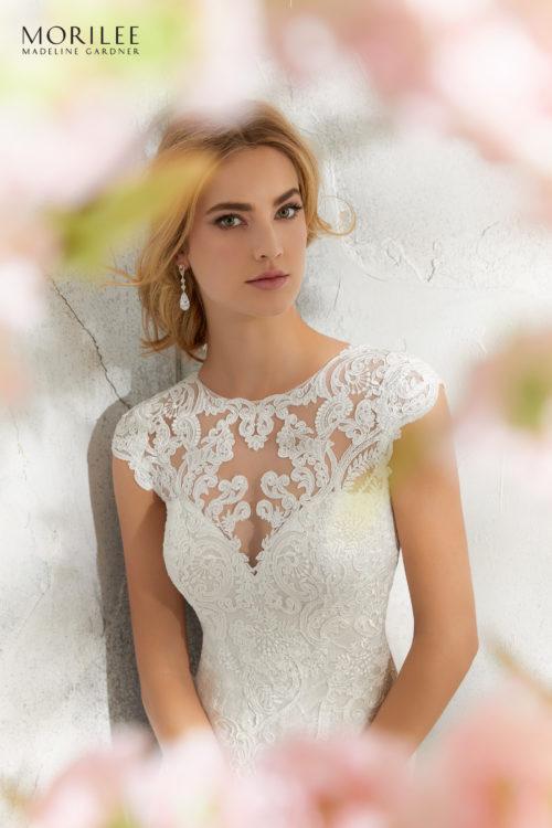 Morilee Lynette Wedding Dress style number 8288