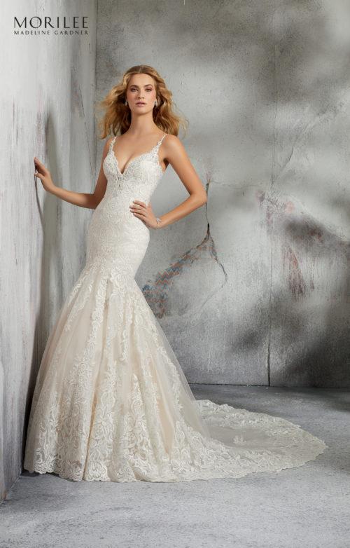 Morilee Lila Wedding Dress style number 8289
