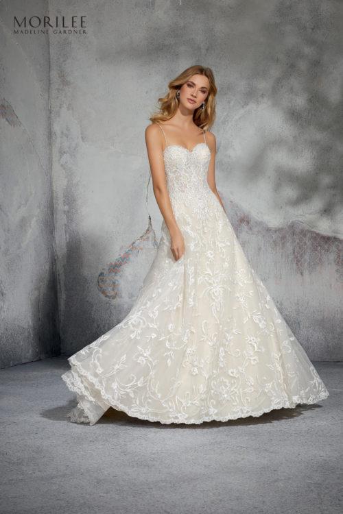 Morilee Livia Wedding Dress style number 8290