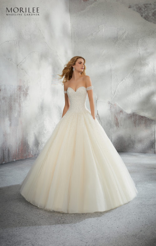 Morilee Liberty Wedding Dress style number 8291