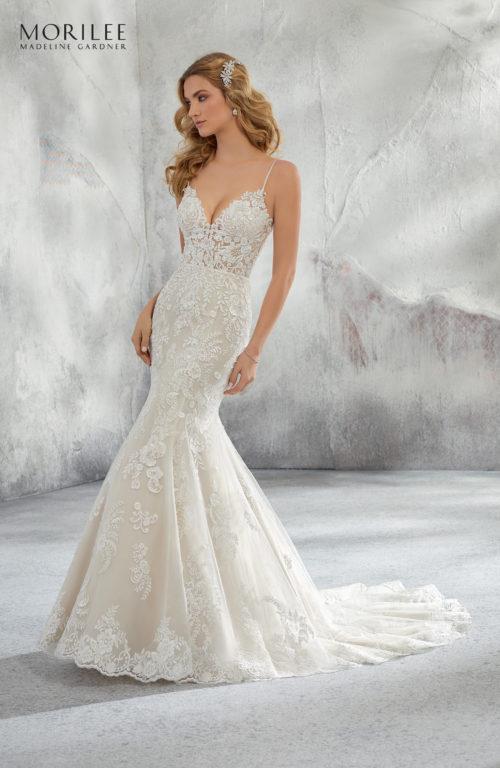 Morilee Lunetta Wedding Dress style number 8292