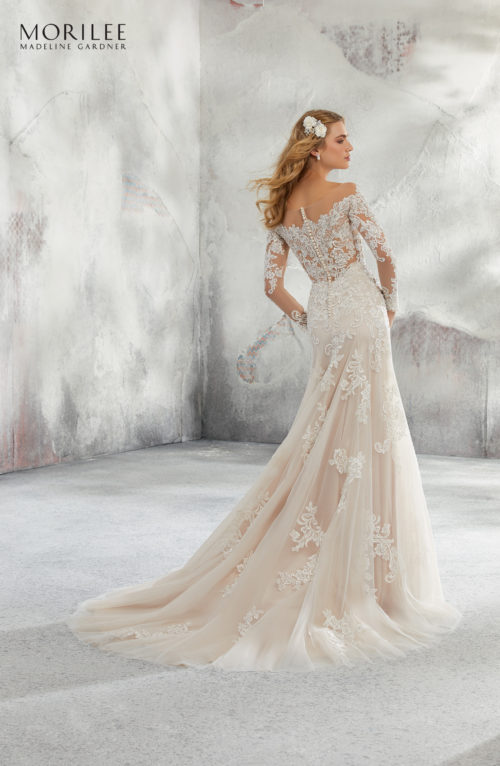 Morilee Leighton Wedding Dress style number 8293