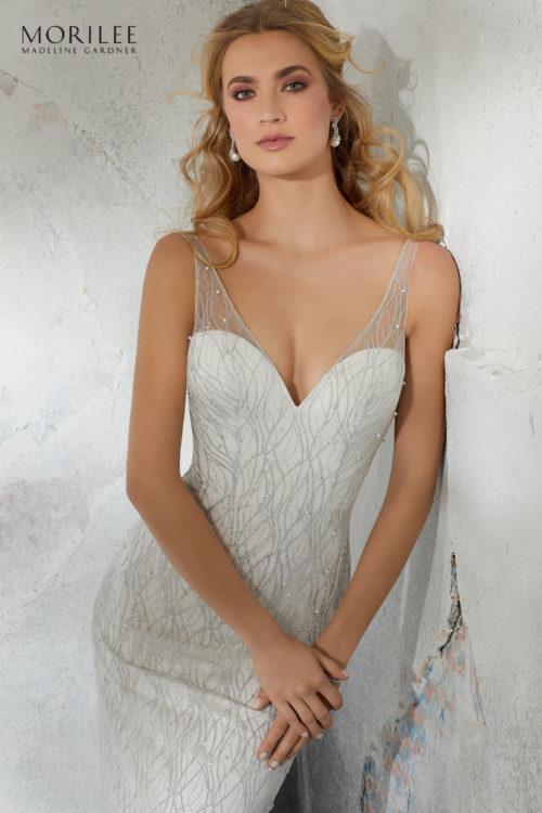 Morilee Lyrica Wedding Dress style number 8294