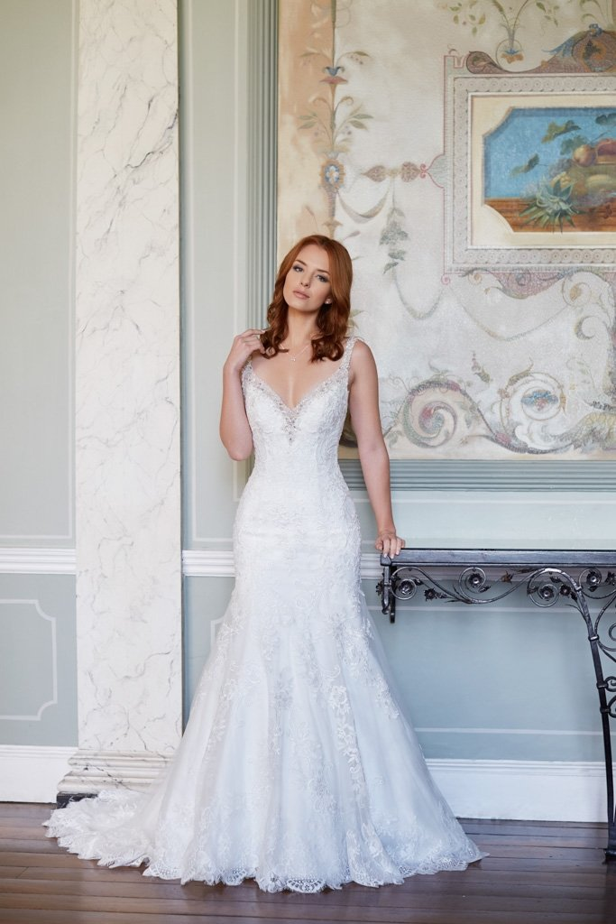 Jessica Grace Athens Wedding Dress