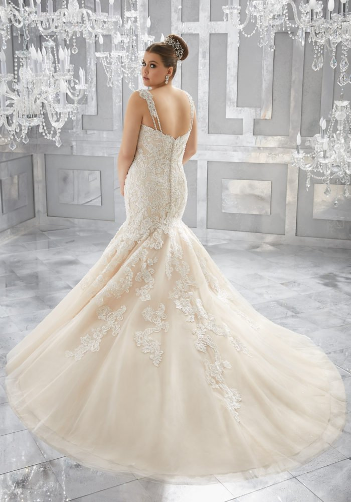 Morilee Musetta Wedding Dress style number 3221