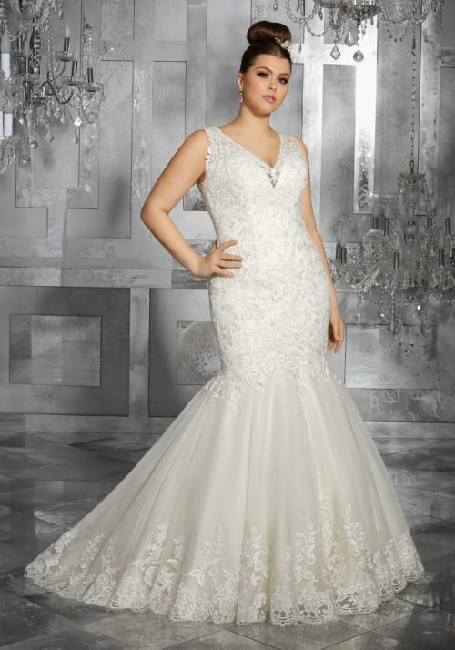 Morilee Minerva Wedding Dress style number 3223