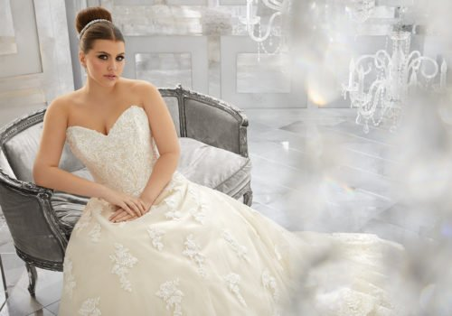 Morilee Muriella Wedding Dress style number 3226