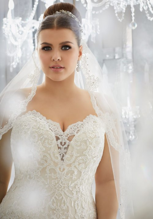 Morilee Miriam Wedding Dress style number 3227