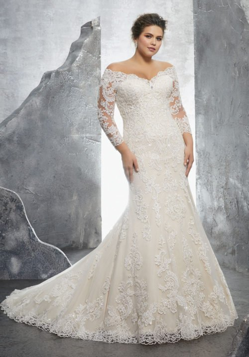 Morilee Kameron Wedding Dress style number 3231