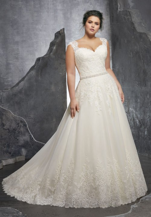 Morilee Kenley Wedding Dress style number 3232
