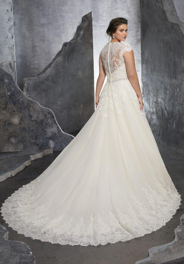 Morilee Kenley Wedding Dress style number 3232