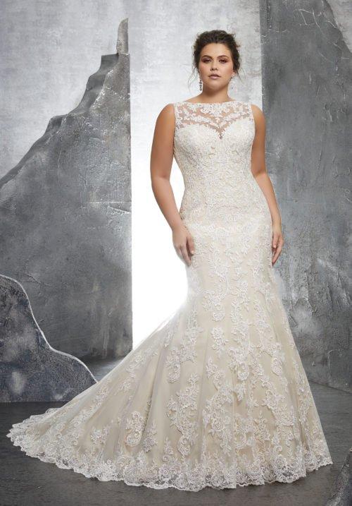 Morilee Keri Wedding Dress style number 3233