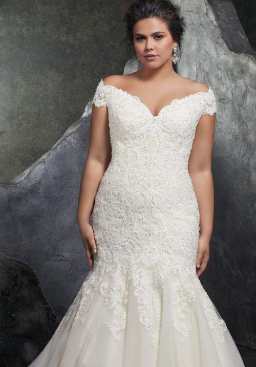 Morilee Kariana Wedding Dress style number 3234