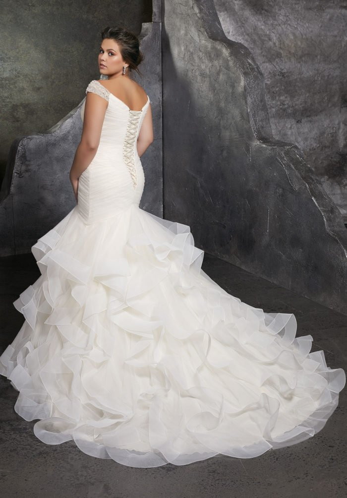 Morilee Kori Wedding Dress style number 3237