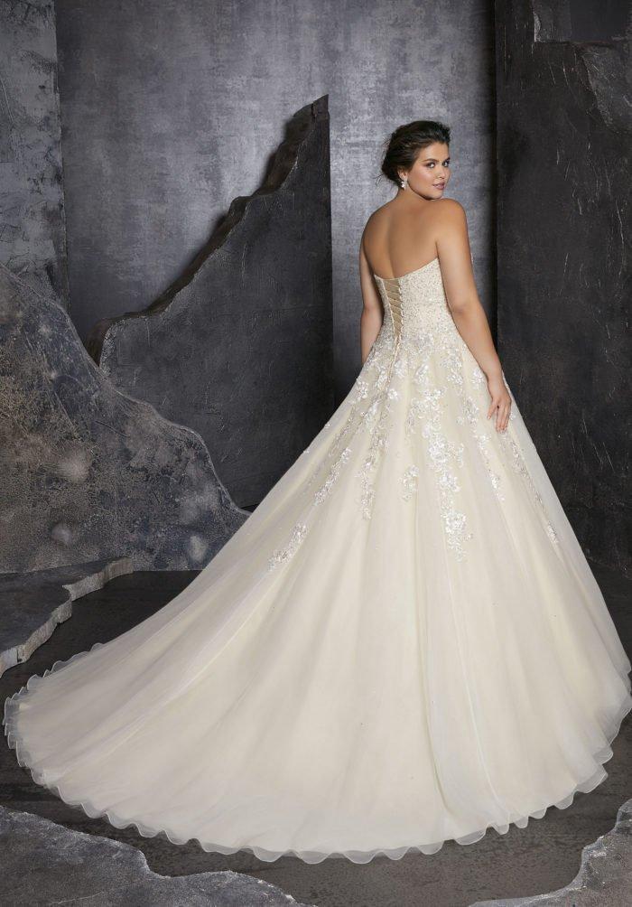 Morilee Kasmira Wedding Dress style number 3238