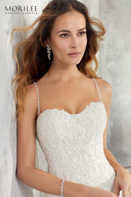 Morilee Lyra Wedding Dress style number 5682