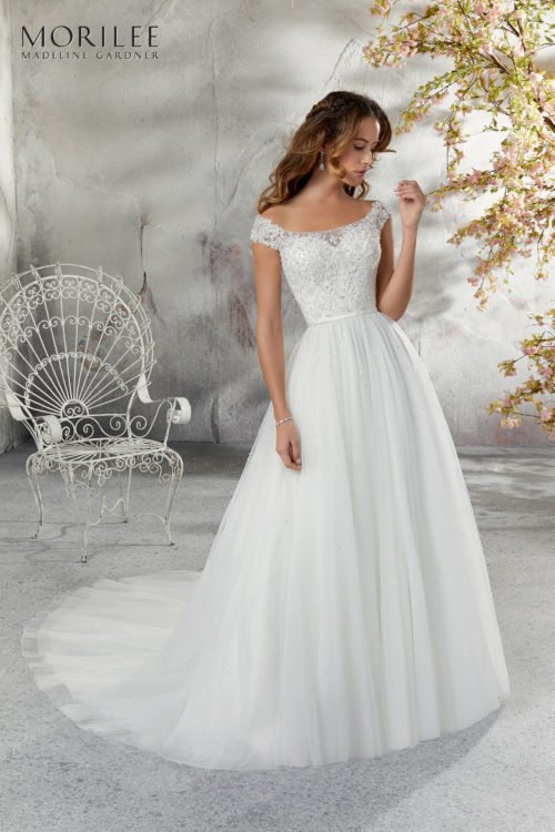 Morilee Leticia Wedding Dress style number 5683