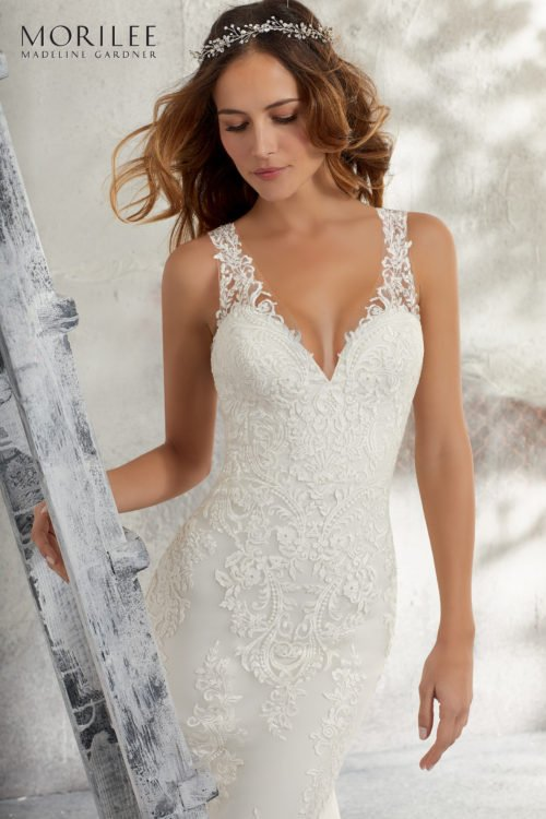 Morilee Leia Wedding Dress style number 5685