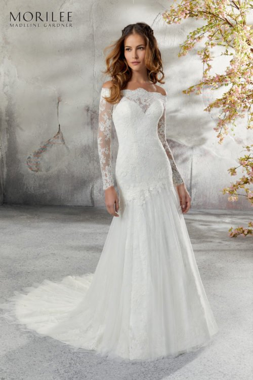 Morilee Lillian Wedding Dress style number 5686