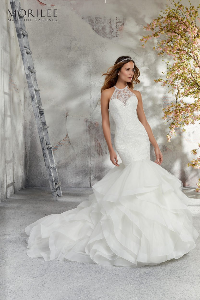 30645e765736 Morilee Laney Wedding Dress style number 5687 - Catrinas Bridal