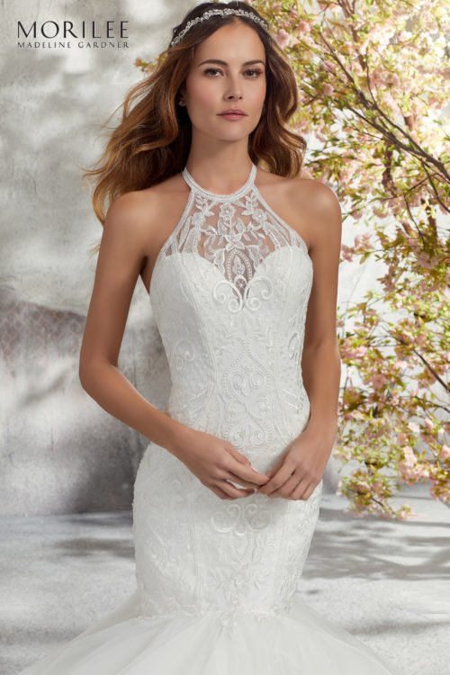 Morilee Laney Wedding Dress style number 5687